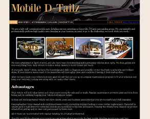 Mobile D-Tailz and Designs